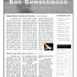 Tumbleweed – Issue 6