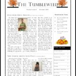 The Tumbleweed – Issue 3