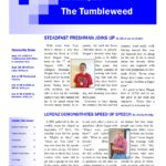 The Tumbleweed – Issue 2