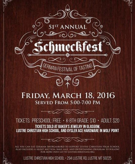 2016 Schmeckfest