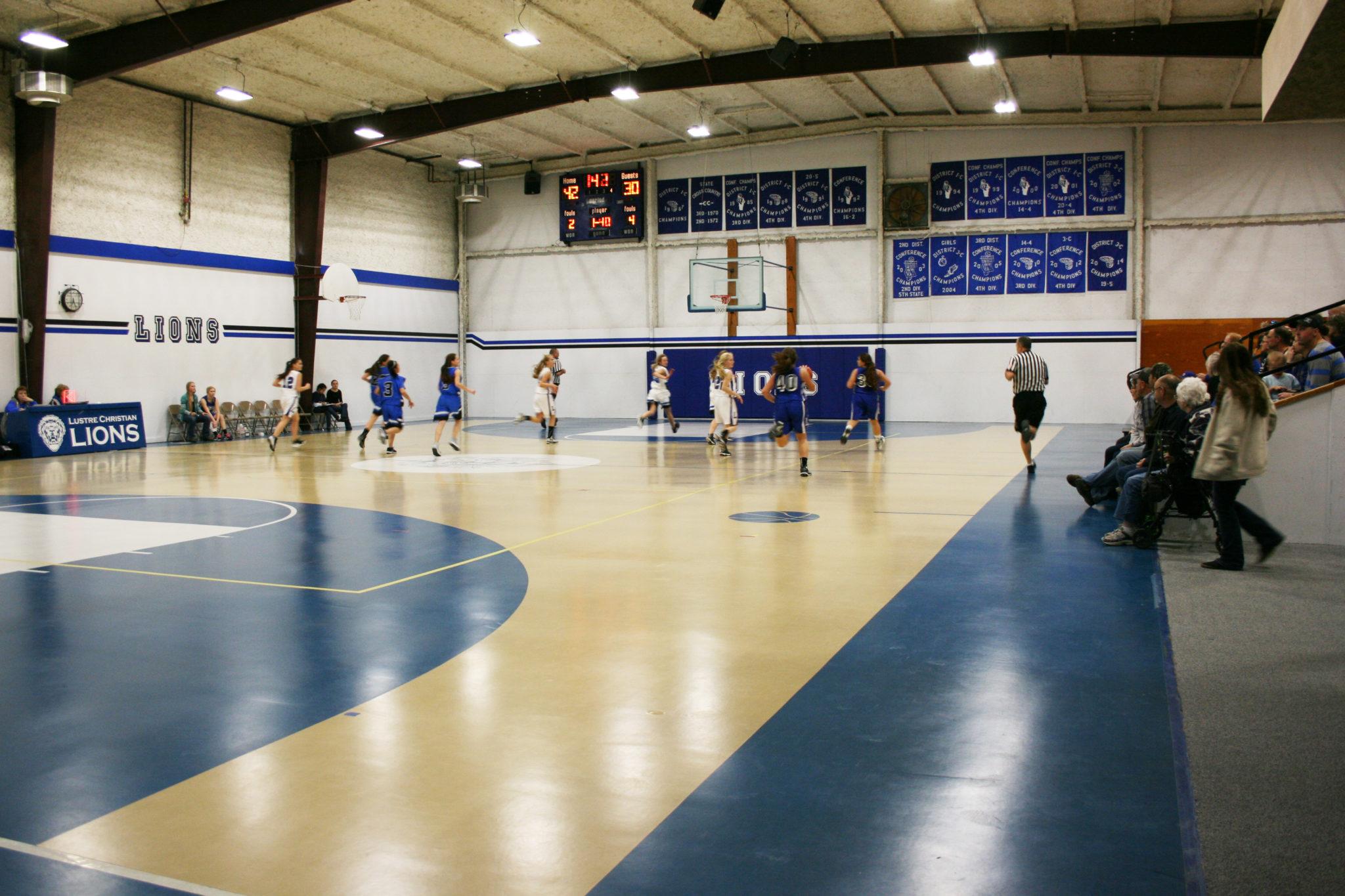 LCHS Gym