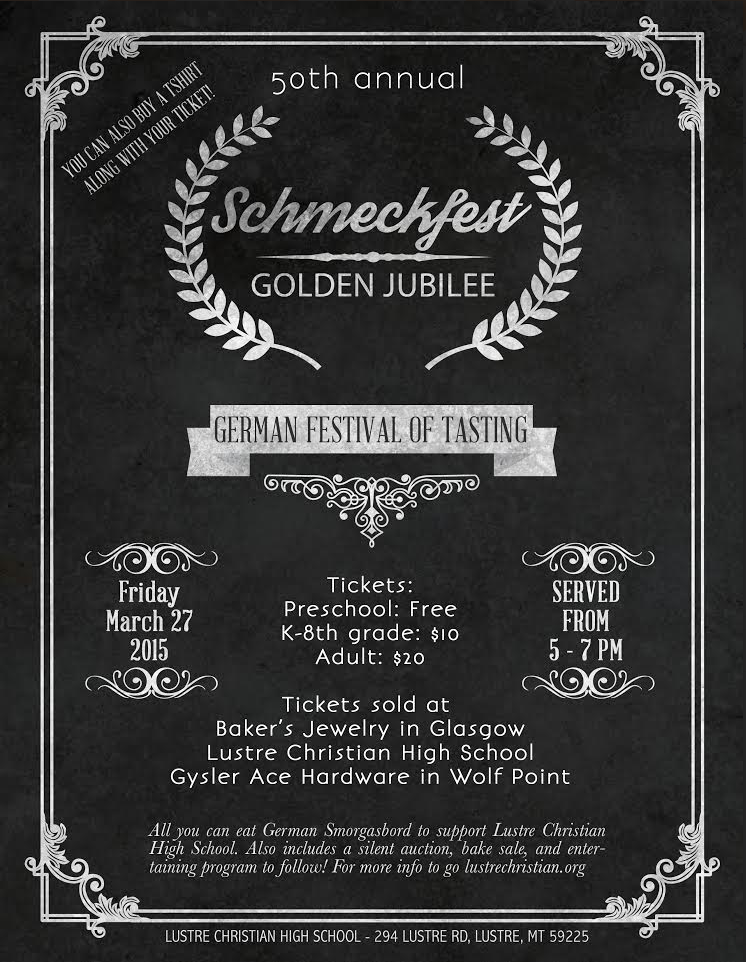 Schmeckfest 2015 50th Annual Golden Jubilee