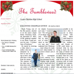 The Tumbleweed – Issue 9